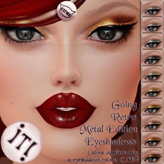 !IT! - Going Retro Metal Ed. Eyeshadows Image